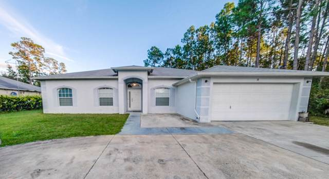 18 Post Tree Ln, Palm Coast, FL 32164 (MLS #1025165) :: EXIT Real Estate Gallery