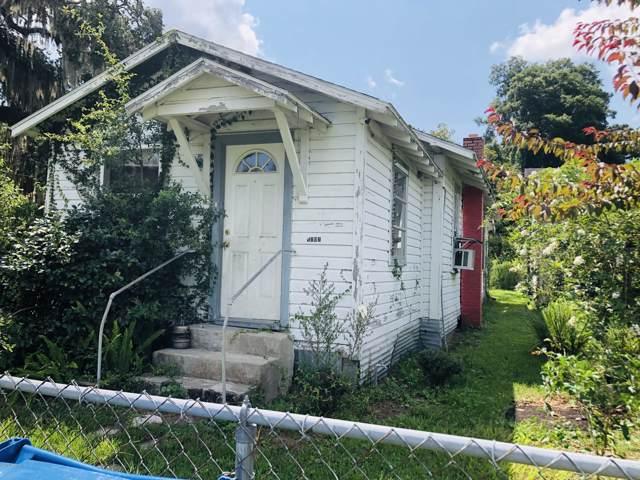1202 Ida St, Jacksonville, FL 32208 (MLS #1025195) :: Noah Bailey Group