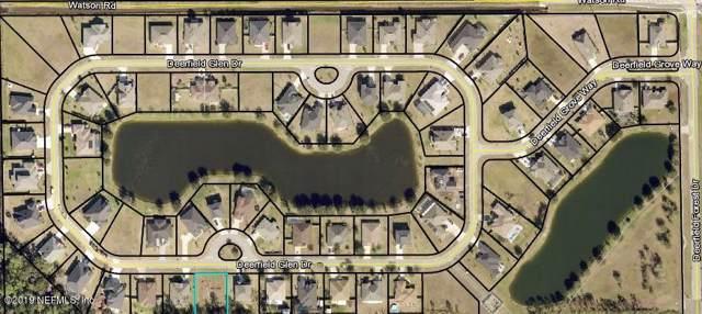 302 Deerfield Glen Dr, St Augustine, FL 32086 (MLS #1025209) :: Sieva Realty