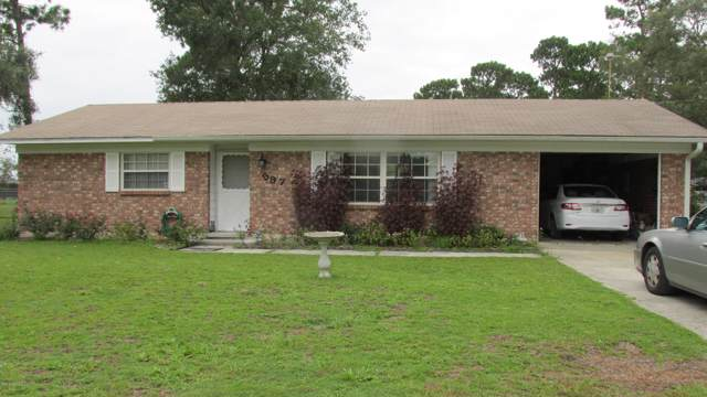 597 SE 51ST St, Keystone Heights, FL 32656 (MLS #1025256) :: EXIT Real Estate Gallery