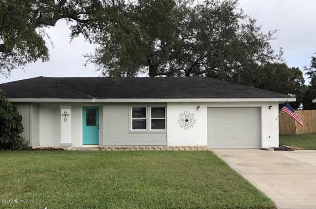 705 Bahia Dr, St Augustine, FL 32086 (MLS #1025287) :: EXIT Real Estate Gallery