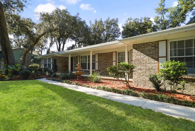 2828 Marquois Dr, Orange Park, FL 32073 (MLS #1025358) :: Military Realty