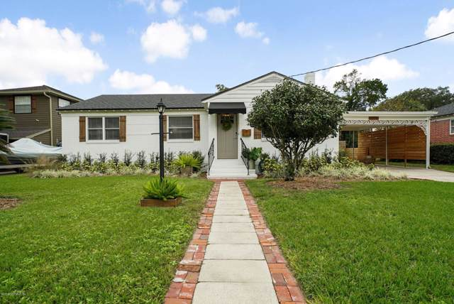 4554 Rosewood Ave, Jacksonville, FL 32207 (MLS #1025385) :: The Hanley Home Team