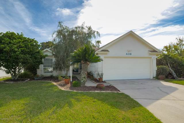 436 La Reserve Cir, Ponte Vedra Beach, FL 32082 (MLS #1025388) :: The Hanley Home Team