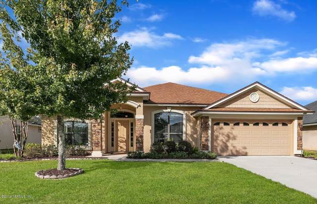 124 Savanna Preserve Ct, St Augustine, FL 32095 (MLS #1025450) :: The Hanley Home Team