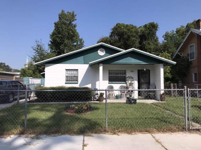 853 Fernway St, Jacksonville, FL 32208 (MLS #1025535) :: Noah Bailey Group