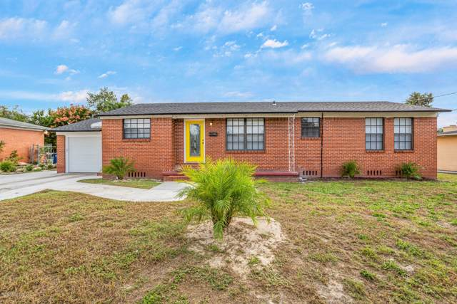 666 Edgewood Ave W, Jacksonville, FL 32208 (MLS #1025619) :: The Hanley Home Team