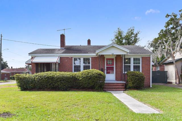 244 Woodrow St, Jacksonville, FL 32208 (MLS #1025653) :: EXIT Real Estate Gallery