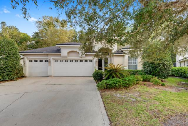 1384 Barrington Cir, St Augustine, FL 32092 (MLS #1025656) :: Memory Hopkins Real Estate