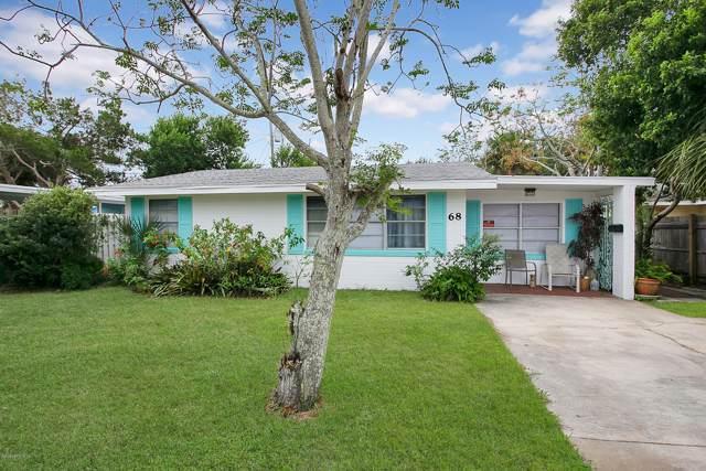 68 River Dr, Ormond Beach, FL 32176 (MLS #1025759) :: The Hanley Home Team