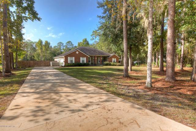 389 Maranda Dr, GREEN COVE SPRINGS, FL 32043 (MLS #1025786) :: The Hanley Home Team