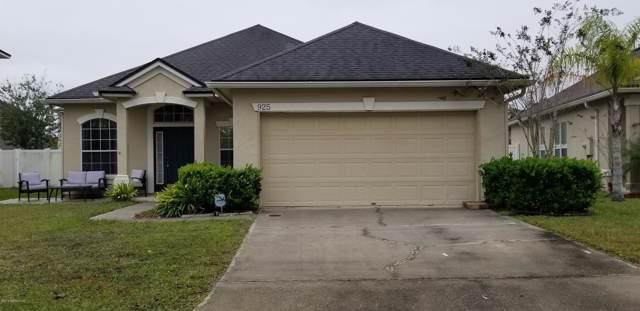 925 Las Navas Pl, St Augustine, FL 32092 (MLS #1025856) :: The Volen Group | Keller Williams Realty, Atlantic Partners