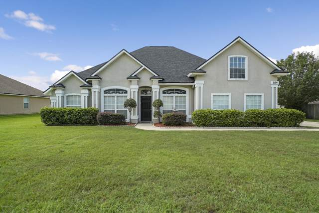 2194 Blue Heron Cove Dr, Orange Park, FL 32003 (MLS #1025864) :: EXIT Real Estate Gallery