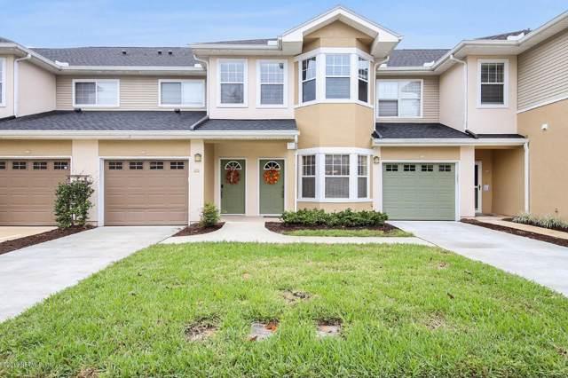 3750 Silver Bluff Blvd #806, Orange Park, FL 32065 (MLS #1025894) :: CrossView Realty