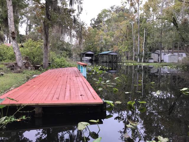 144 Edgewater Rd, Satsuma, FL 32189 (MLS #1025922) :: The Volen Group | Keller Williams Realty, Atlantic Partners