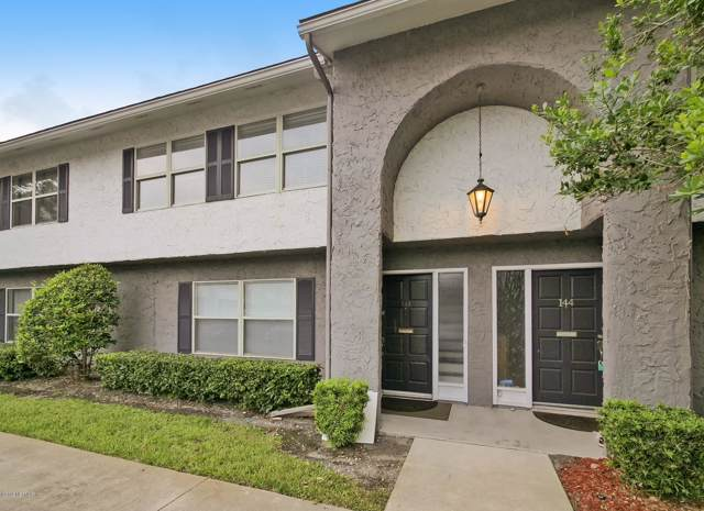 695 A1a N #143, Ponte Vedra Beach, FL 32082 (MLS #1025962) :: EXIT Real Estate Gallery