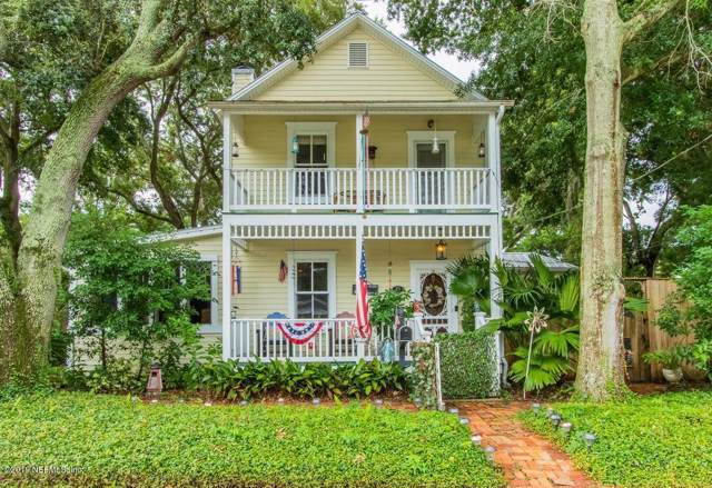 27 Hope St, St Augustine, FL 32084 (MLS #1026121) :: Berkshire Hathaway HomeServices Chaplin Williams Realty