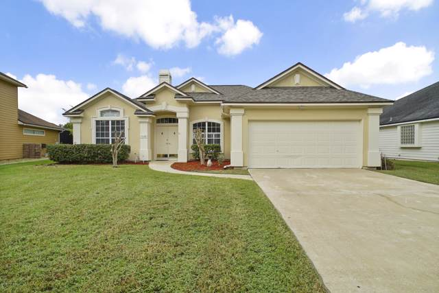 1528 Walnut Creek Dr, Orange Park, FL 32003 (MLS #1026215) :: EXIT Real Estate Gallery
