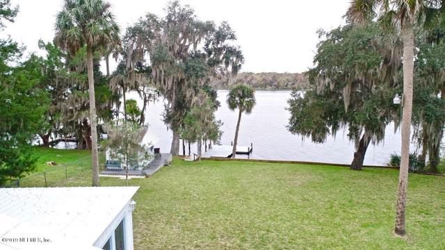 601 1ST Ave, Welaka, FL 32193 (MLS #1026228) :: Memory Hopkins Real Estate