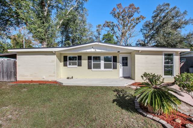 413 Janell Dr, Orange Park, FL 32073 (MLS #1026236) :: EXIT Real Estate Gallery