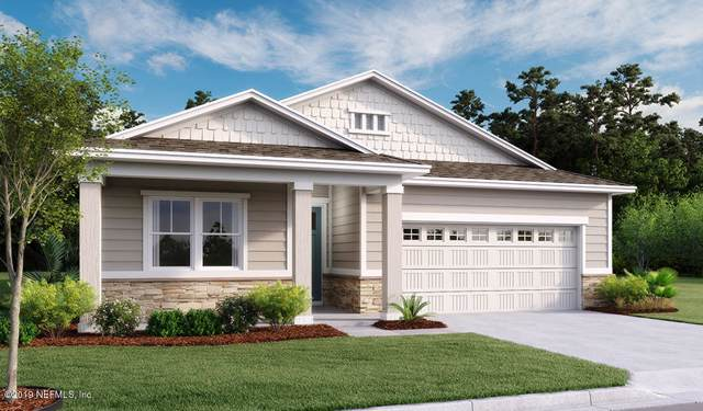 807 Redtail Ln, Middleburg, FL 32068 (MLS #1026282) :: Noah Bailey Group