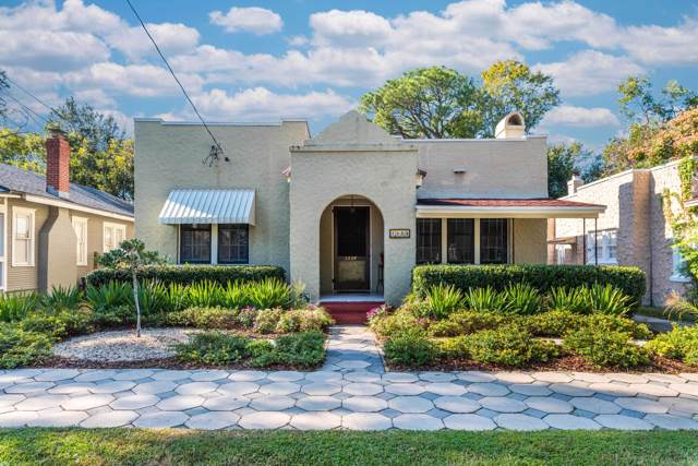 1354 Ingleside Ave, Jacksonville, FL 32205 (MLS #1026303) :: Summit Realty Partners, LLC