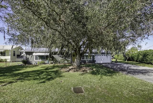 168 Beechers Point Dr, Welaka, FL 32193 (MLS #1026330) :: Sieva Realty