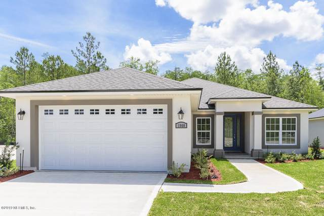 3267 Green Leaf Way, GREEN COVE SPRINGS, FL 32043 (MLS #1026346) :: EXIT Real Estate Gallery
