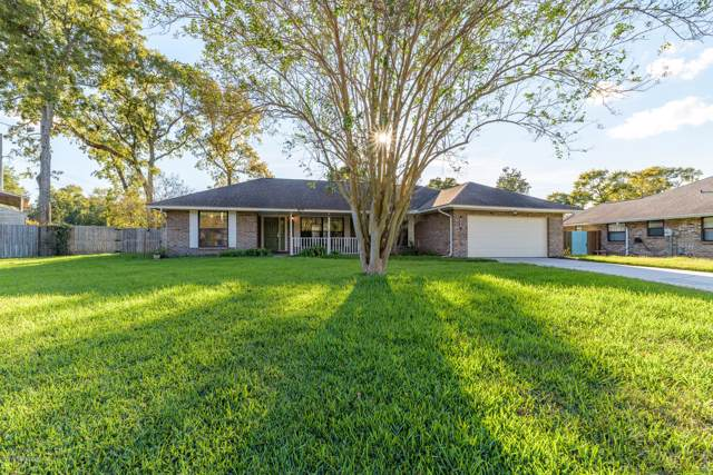 932 Ridgewall Ct, Orange Park, FL 32065 (MLS #1026393) :: Memory Hopkins Real Estate