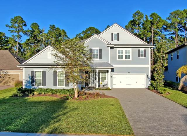 499 Eagle Rock Dr, Ponte Vedra Beach, FL 32081 (MLS #1026411) :: Noah Bailey Group