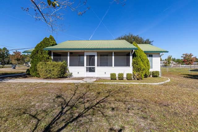 27214 Twelfth Ave W, Hilliard, FL 32046 (MLS #1026465) :: Berkshire Hathaway HomeServices Chaplin Williams Realty