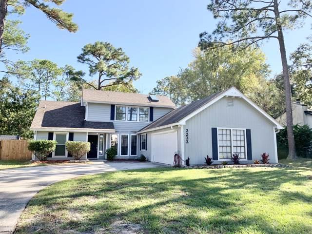2233 Eagles Nest Rd, Jacksonville, FL 32246 (MLS #1026466) :: Berkshire Hathaway HomeServices Chaplin Williams Realty
