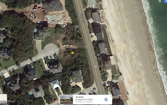 101 2ND St, St Augustine, FL 32084 (MLS #1026609) :: Berkshire Hathaway HomeServices Chaplin Williams Realty