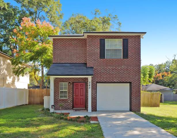 243 Metz St, Jacksonville, FL 32211 (MLS #1026613) :: Ancient City Real Estate
