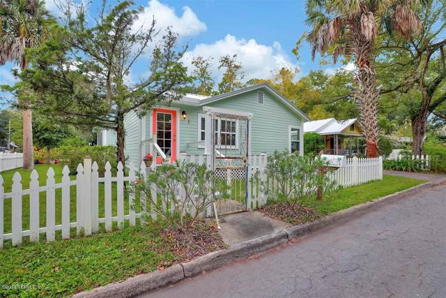2 Florida Ave, St Augustine, FL 32084 (MLS #1026658) :: Berkshire Hathaway HomeServices Chaplin Williams Realty