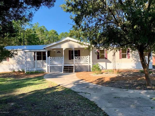 1536 Edgewood Pl, St Augustine, FL 32084 (MLS #1026737) :: Noah Bailey Group