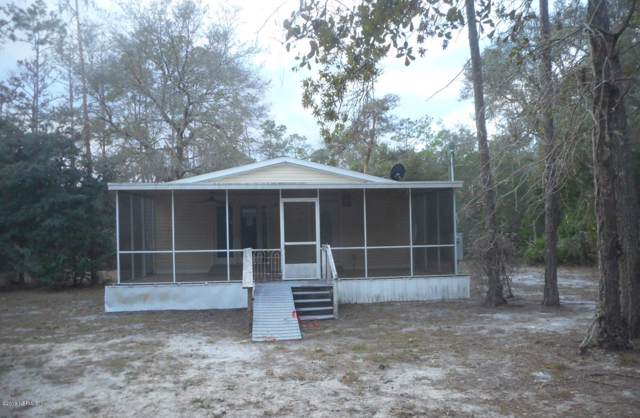109 Ocala Dr, Georgetown, FL 32139 (MLS #1026796) :: Military Realty