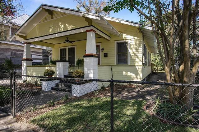 37 W 11TH St, Jacksonville, FL 32206 (MLS #1026830) :: Sieva Realty