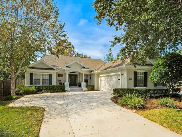 7954 Mt Ranier Dr, Jacksonville, FL 32256 (MLS #1026963) :: Military Realty