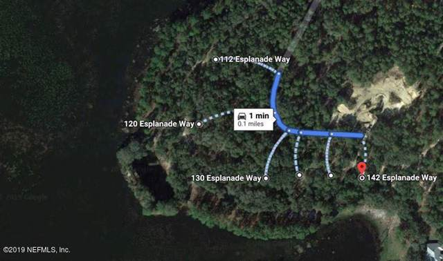 120 Esplanade Way, Interlachen, FL 32148 (MLS #1027099) :: Memory Hopkins Real Estate