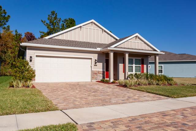 4207 Arbor Mill Cir, Orange Park, FL 32065 (MLS #1027203) :: EXIT Real Estate Gallery