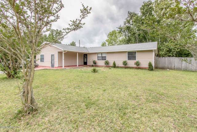 301 Highland Ave, GREEN COVE SPRINGS, FL 32043 (MLS #1027260) :: EXIT Real Estate Gallery