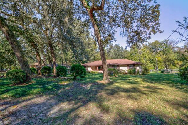 2165 Hill Rd, Middleburg, FL 32068 (MLS #1027369) :: The Hanley Home Team