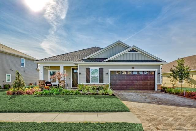 196 Woodsong Ln, St Augustine, FL 32092 (MLS #1027596) :: The Hanley Home Team