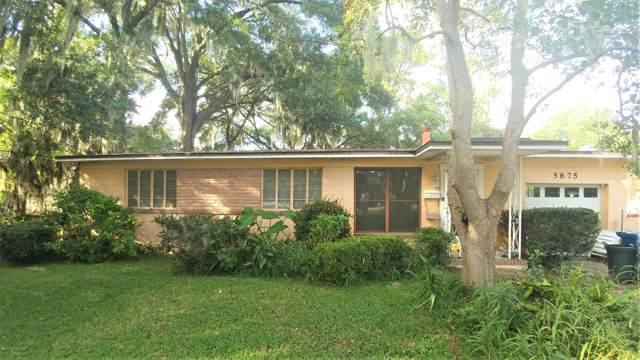 5875 Dickson Rd, Jacksonville, FL 32211 (MLS #1027843) :: 97Park