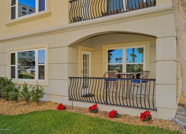 922 1ST St S #101, Jacksonville Beach, FL 32250 (MLS #1027844) :: EXIT Real Estate Gallery