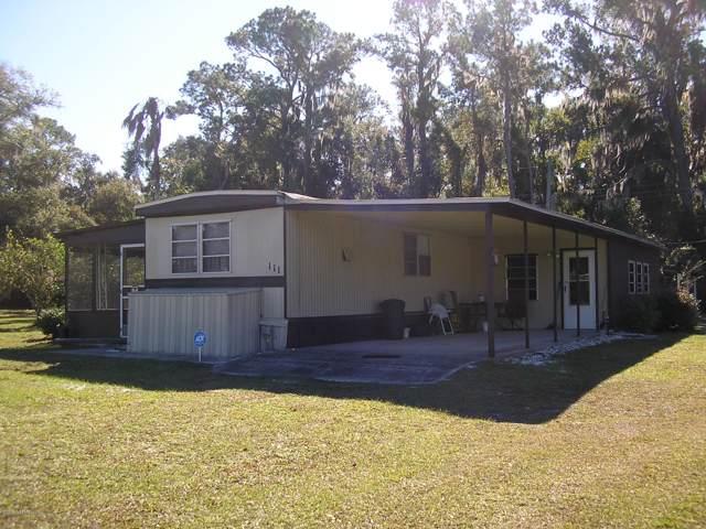 111 Crestbreeze Manor, Crescent City, FL 32112 (MLS #1027898) :: The Hanley Home Team