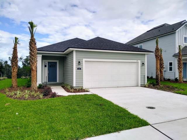 120 Cottage Link Walk, St Augustine, FL 32092 (MLS #1027927) :: 97Park