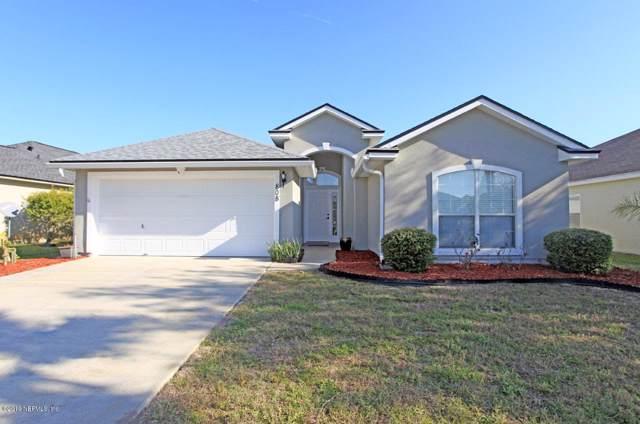 808 Oak Arbor Cir, St Augustine, FL 32084 (MLS #1027996) :: Sieva Realty