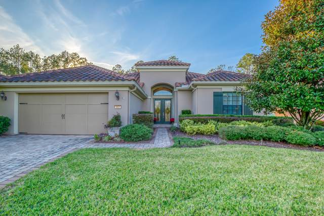 163 Thicket Creek Trl, Ponte Vedra, FL 32081 (MLS #1028029) :: Memory Hopkins Real Estate
